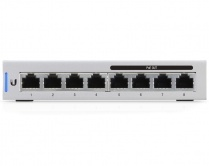 Ubiquiti UniFi Switch 8 Port - US-8-60W (PoE)