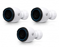 Ubiquiti UniFi Protect G4-PRO Camera - 3 PACK