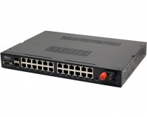 Netonix 24 Port Gigabit 500W WISP Switch (WS-26-500-DC)