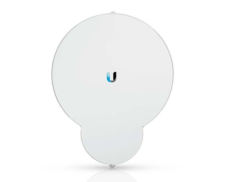 Ubiquiti airFiber AF24HD 24 GHz Point-to-Point Radio Single Unit