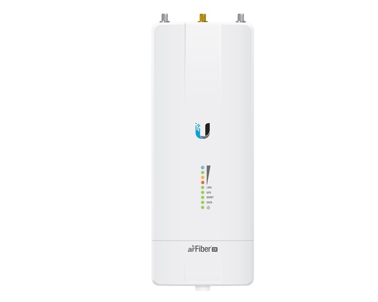 Ubiquiti airFiber AF-2X 2.4 GHz Backhaul Radio - Single Unit