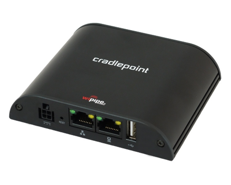 CradlePoint 3G WiFi M2M Router COR IBR650P