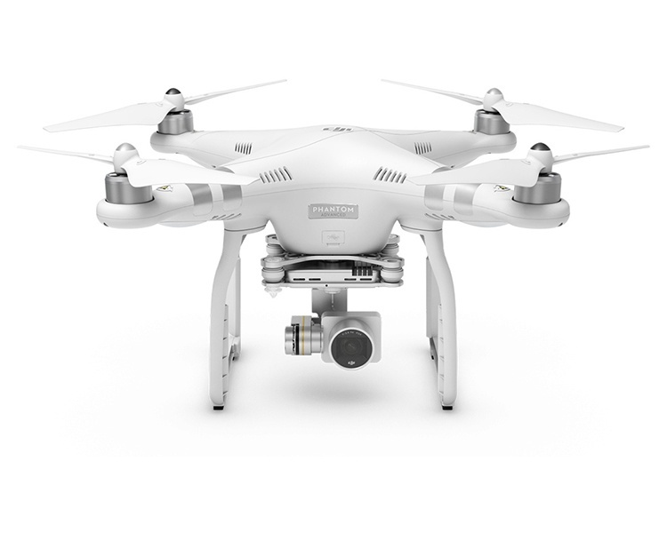 DJI Phantom 3 Advanced Quadcopter