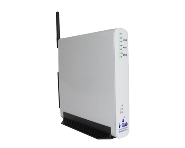 i-MO 200S (single ADSL) ADSL2+, Expandable to 3G/4G Router
