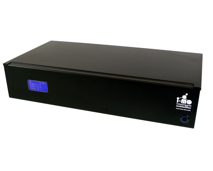 i-MO 540 4G Base Router for bonding ADSL or WAN links With WiFi