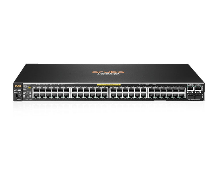 HP Aruba 2530-48-PoE+ Switch (J9778A)