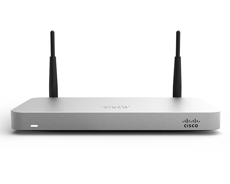 Cisco Meraki MX64W Router Cloud Managed Security Appliance