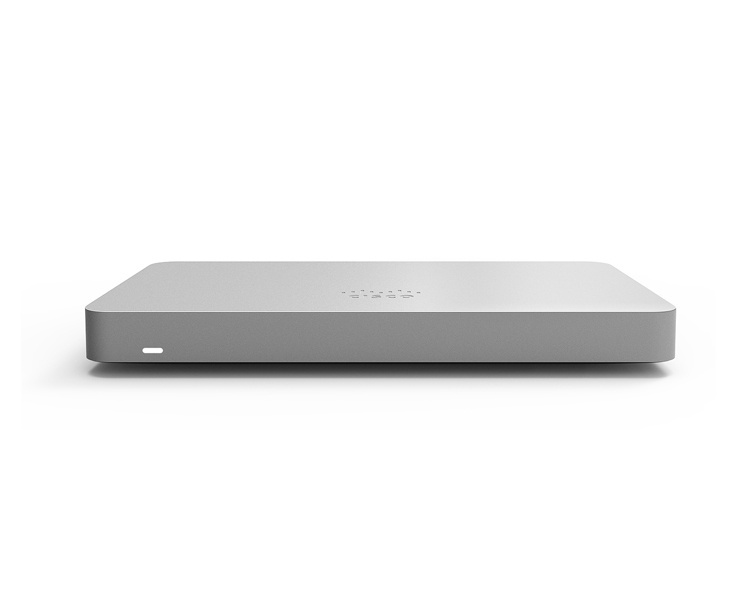 Cisco Meraki MX67 Cloud Managed Security and SD-WAN Appliance