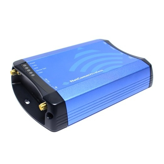NetComm Wireless NTC-40WV 3G HSPA+ M2M WiFi Router with Voice