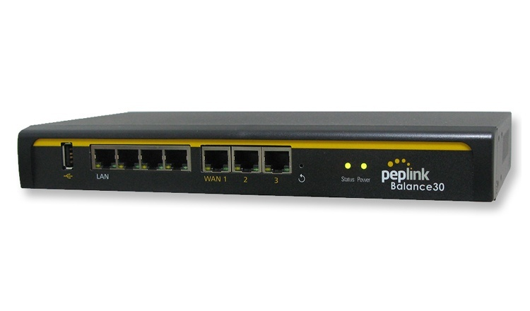 Peplink Balance 30 LTE-A Load Balancing Router
