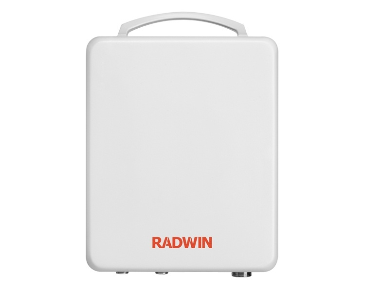 RADWIN 2000 D-Plus Series ODU Connectorized 5.1 to 6 GHz (RW-2050-D200) - 750 Mbps