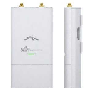 Ubiquiti UniFi UAP-Outdoor5 WiFi Access Point - 1 Unit