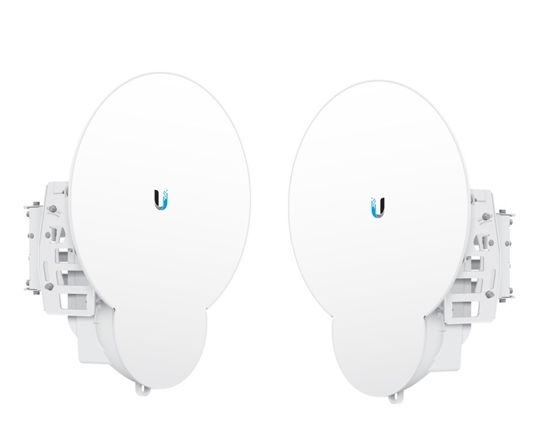 Ubiquiti airFiber 24HD 24 GHz Point-to-Point Radio Complete Link