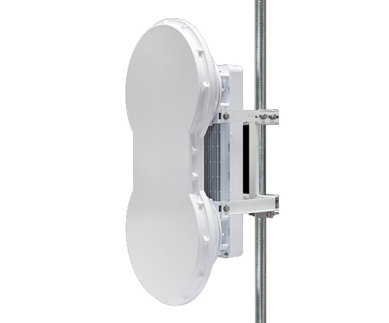 Ubiquiti airFiber 5U 5.9GHz and 6GHz, 1Gbps+, FDD, 100Km+ Point to Point Radio - Single Unit